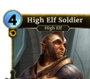 High Elf Soldier