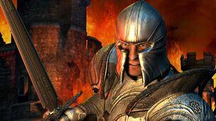 Ilustración de Héroe de Kvatch