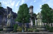 Imperial City, Arboretum Statues