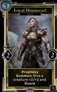 Loyal Housecarl (Legends) DWD