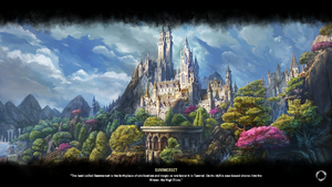 Summerset Loading Screen