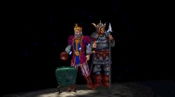 The Emperor Returns - Ending (Arena)
