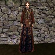 Вычурная Мантия 2 (Morrowind) жен