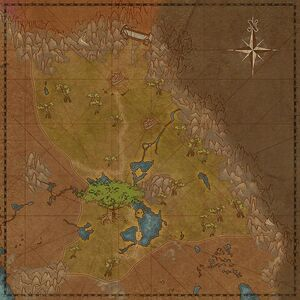 Зелёный Зал (карта)