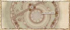 Мистические архивы. Карта