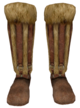 Fur Boots (Oblivion)