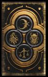 Nerevar Reborn card back SP