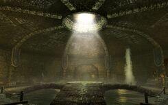 Главный зал Гильдии воров (Skyrim)