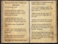 Blessed Almalexia's Fables for Afternoon pages 1-2.png