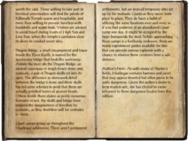 Guide to Western Skyrim Haafingar Pages 3-4