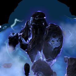 Грозовой атронах Storm Atronach 001