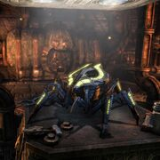 Двемерский паук солнечной дуги