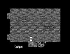 Заброшенная хижина - план