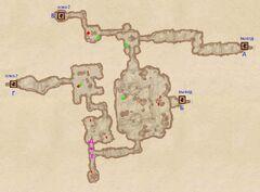 Пещера Огненного Света. План
