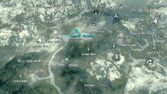 Солитьюд - лесопилка карта