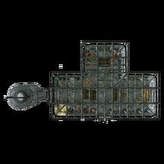 Фолкрит — Тюрьма (план)
