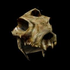 Шлем Дождевого Червя (TESIII)