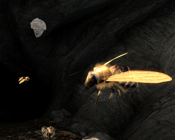 File:Bee and Beehive.png