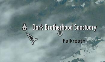 Dark Brotherhood Sanctuary Skyrim Elder Scrolls Fandom Powered