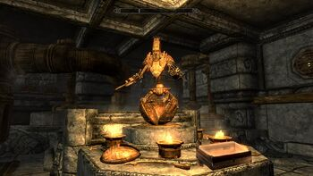 Dwemer Museum Elder Scrolls Fandom Powered By Wikia