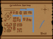 Graddun Spring full map