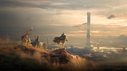 Imperial City (Legends) Loading Screen