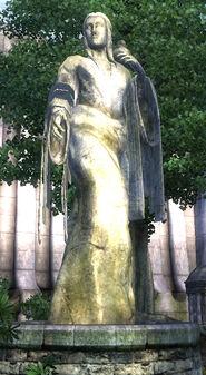 Nine statue kynareth