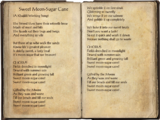 Sweet Moon-Sugar Cane