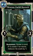 Thieves Guild Recruit (Legends) DWD