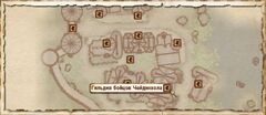 Гильдия Бойцов Чейдинхола (Карта)