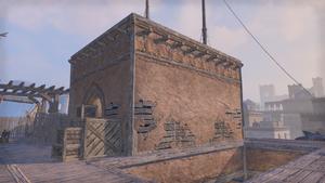 Здание в Причале Абы 28