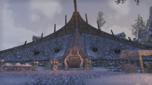 Здание в крепости Фарун 3