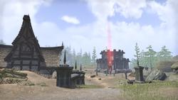 Лесопилка крепости Фаррагут