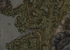 Пункт Толстой Ноги (карта)