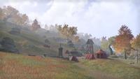 Сиродил (Online) — Имперский лагерь недалеко от моста