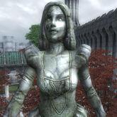 Статуя Алессии