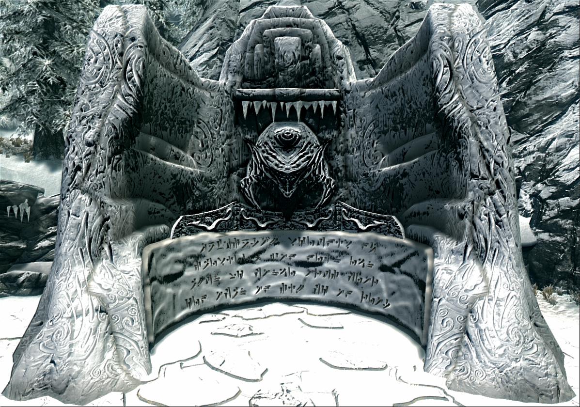 Dragon Shouts | Elder Scrolls | FANDOM powered by Wikia on