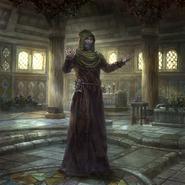 Cleric of Kyne card art