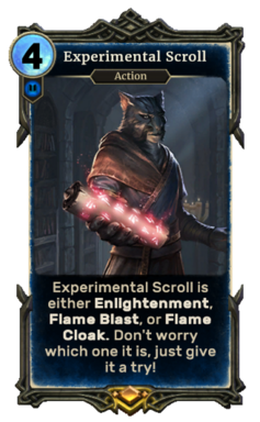 Experimental Scroll J'zargo