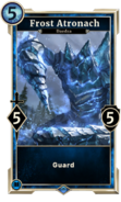 Frost Atronach (Legends) DWD