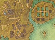 Khenarthi's Roost Treasure Map I MiniMap