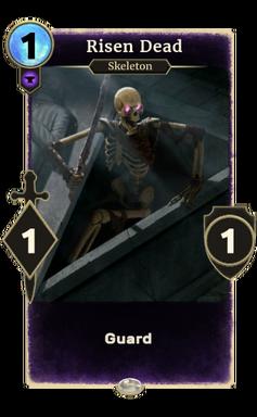 Risen Dead (Legends)