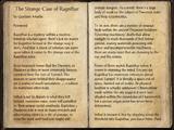 The Strange Case of Ragnthar