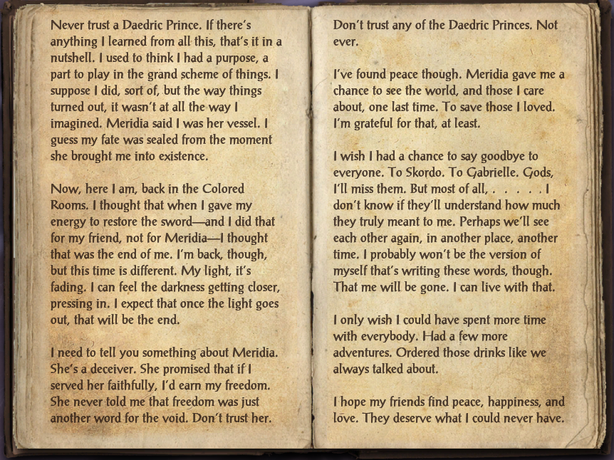 Words of the Fallen | Elder Scrolls | FANDOM powered by Wikia