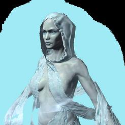 Бледная леди (портрет)