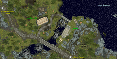 Полулунная лесопилка - план