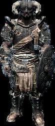 Прочная железная броня (м)