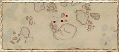 Святилище Малаката. План