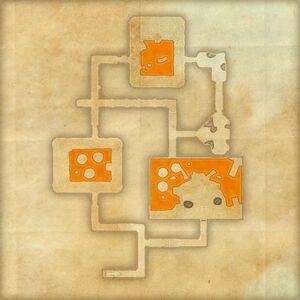 Убежище Хамана Кузнечного Огня (план)