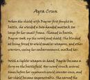 Agra Crun (Book)